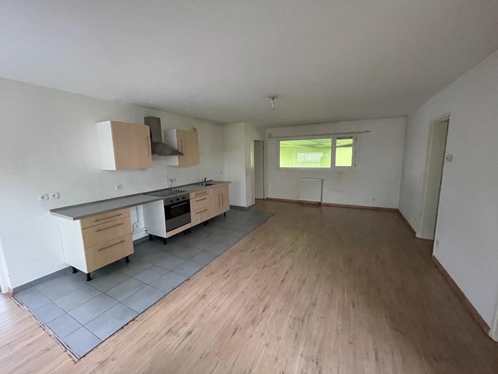 Vente appartement 59000 Lille - Type 4 en résidence avec terrasse et parking