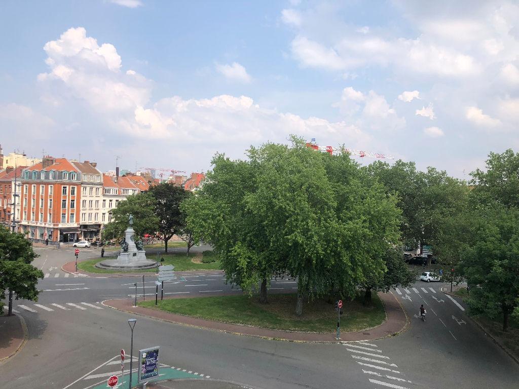 Lot de deux immeubles Lille