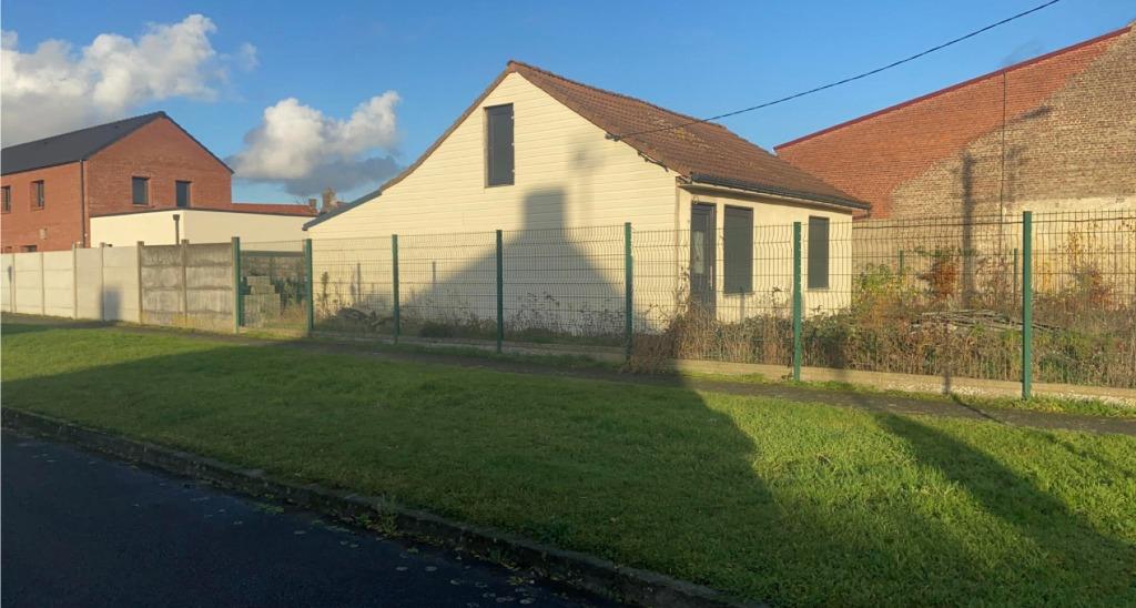 Vente maison 59136 Wavrin - EXCLUSIVITE-WAVRIN -Plain-pied INDIVIDUEL-2 chambres -Jardin
