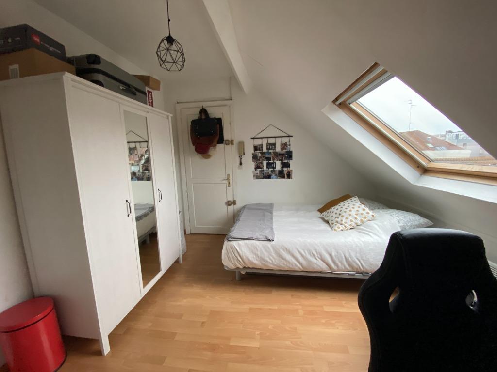 Vente appartement 59000 Lille - Studio coup de cœur