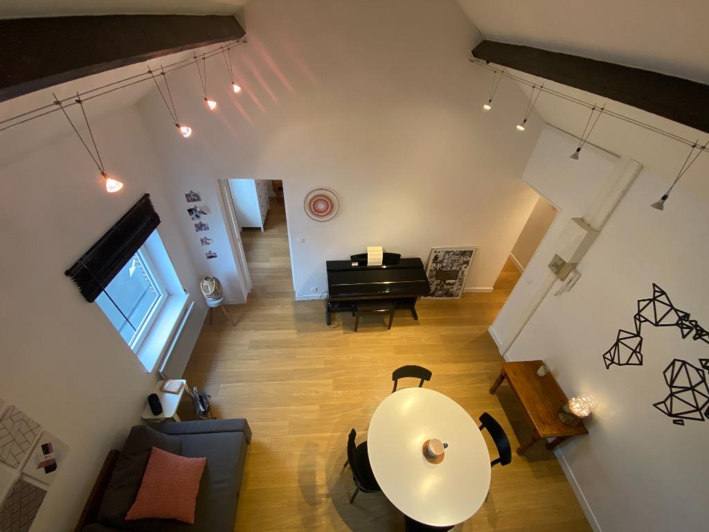 Vente appartement 59000 Lille - T2 Bis entièrement rénové