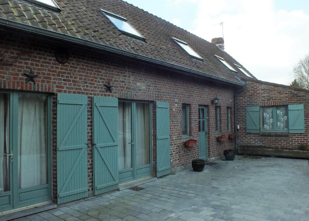 Vente maison - SAILLY LEZ LANNOY Corps de ferme 220 m² 3/4 chambres