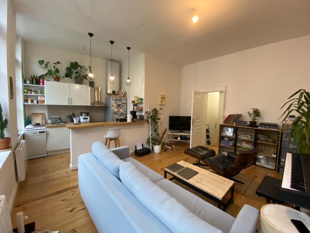 Vente appartement 59000 Lille - Emplacement rêvé
