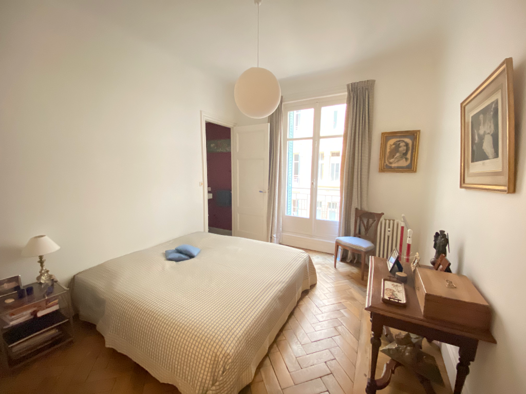 Appartement bourgeois emplacement premium