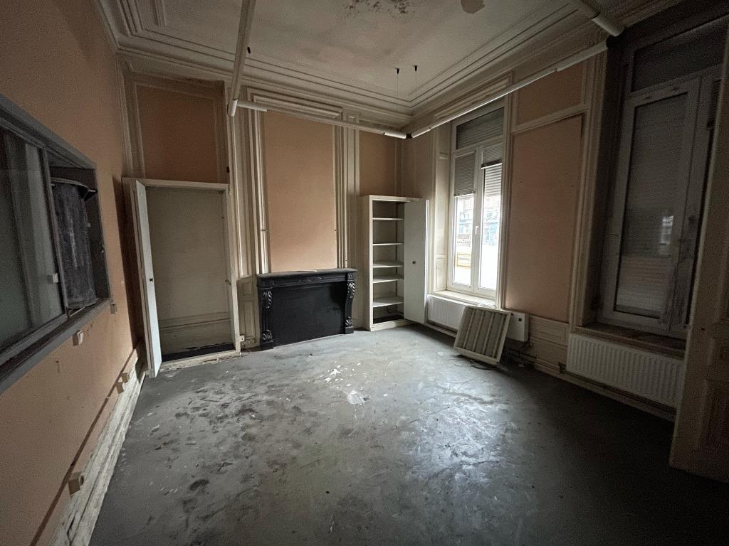 Vente appartement 59000 Lille - Hellemmes - Plateau à aménager de 35,5 m2