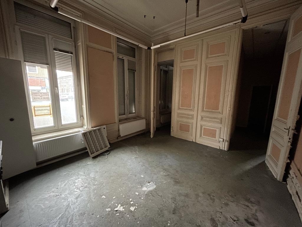 Hellemmes - Plateau à aménager de 35,5 m2