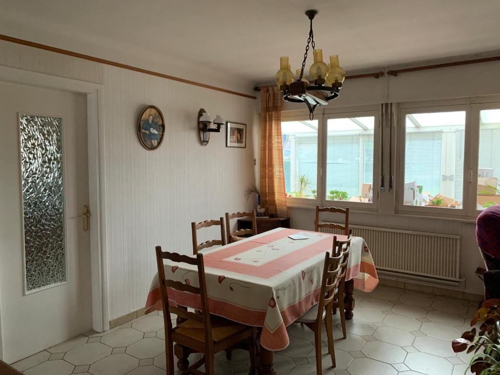 Vente maison - Ronchin centre Semi plain-pied 3 chambres possibilité 4