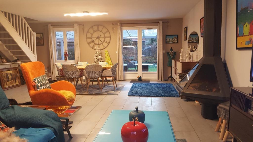 Vente maison - LEZENNES - maison individuelle 4 chambres + T2 indépendant