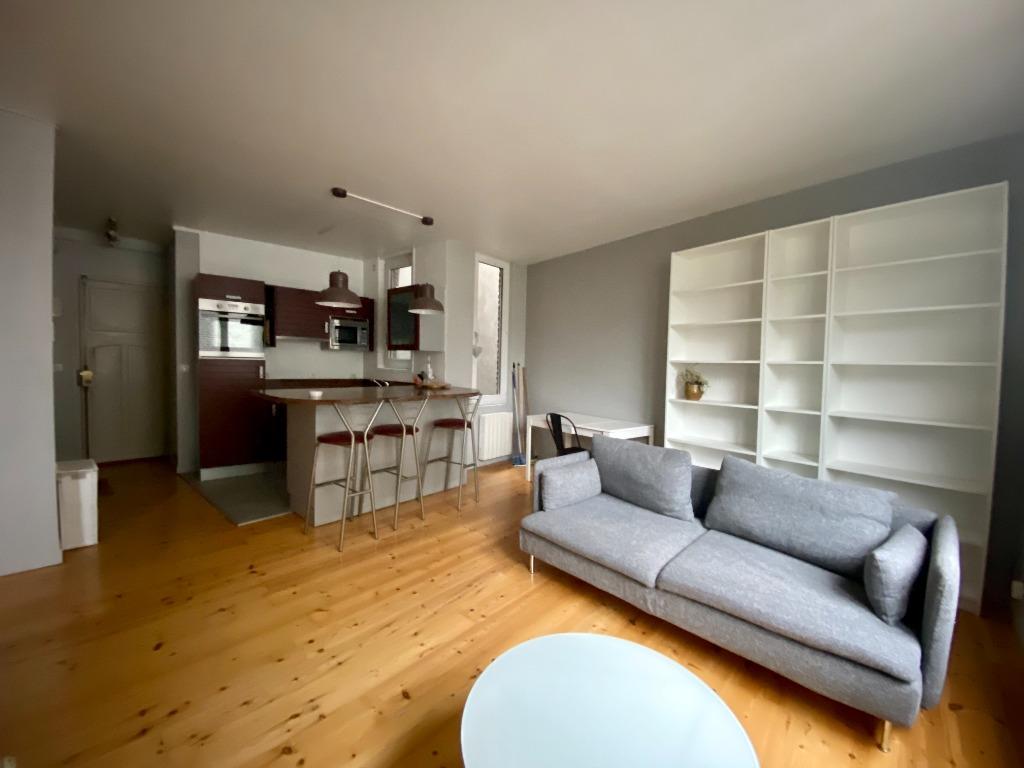 Location appartement - Vieux-Lille - T2 bis meublé de 54,63m²