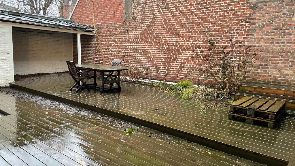 Vente appartement 59000 Lille - Type 3 avec vaste terrasse - Gambetta