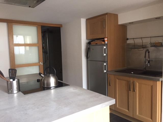 Location appartement - Vieux-Lille - Charmant T1 bis meublé de 45,32m²