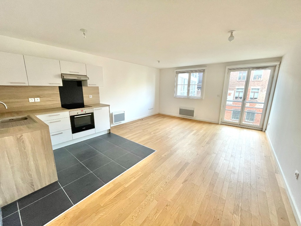 Vente appartement 59000 Lille - Vieux-Lille Grand T3 + Parking