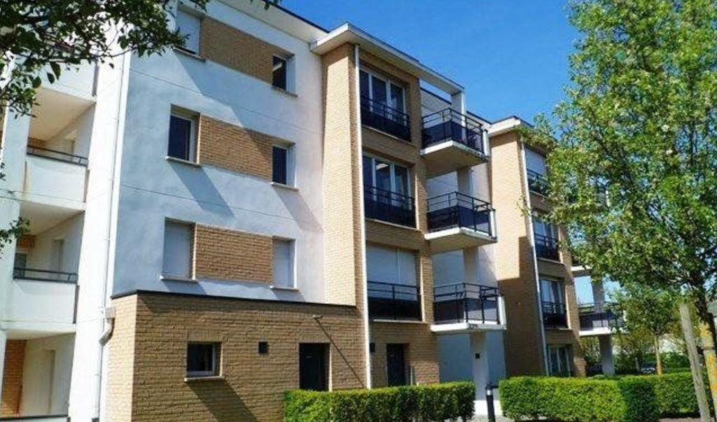 Vente appartement 59350 St andre lez lille - T2 en résidence avec terrasse et parking