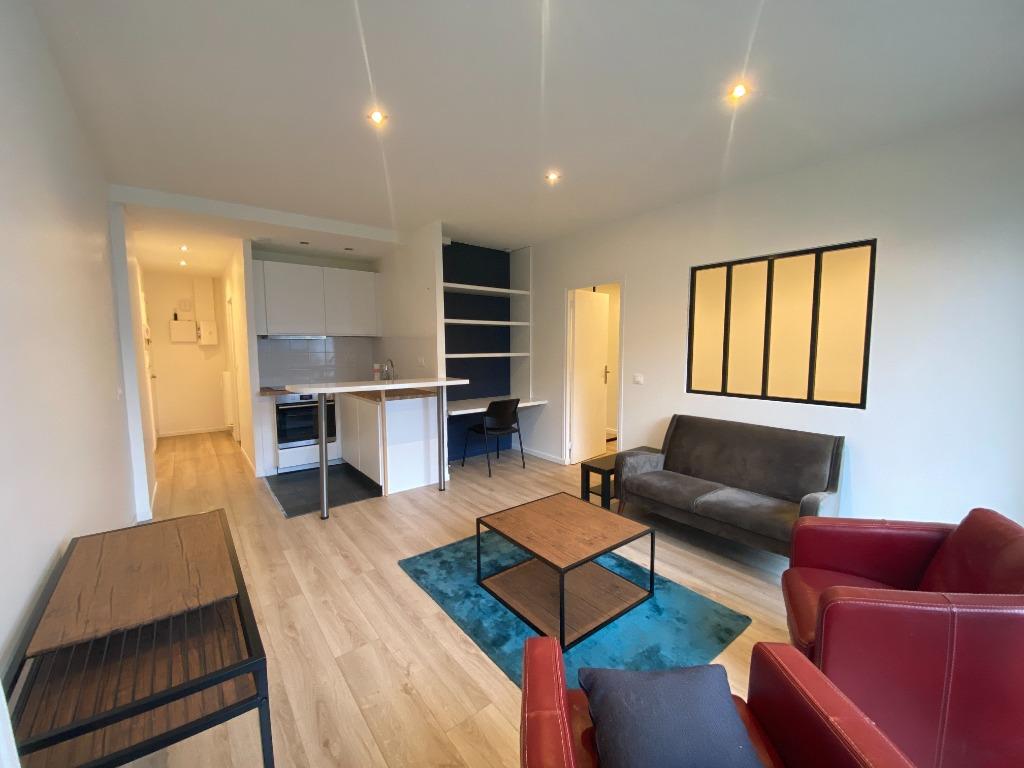 LILLE Cormontaigne - T2 meublé avec balcon, parking et cave