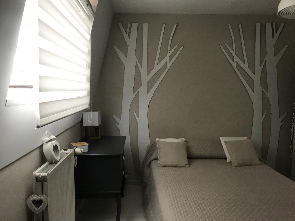 ROUBAIX - maison rénovée 3 chambres et cour