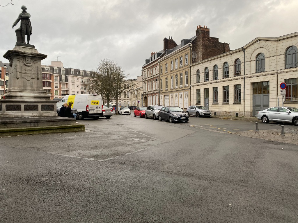 Location parking - Place de stationnement 2 roues