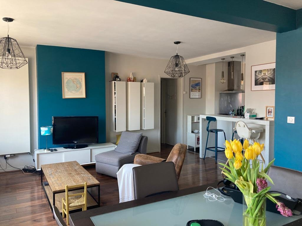 Vente appartement - Appartement 71 m² 2 chambres
