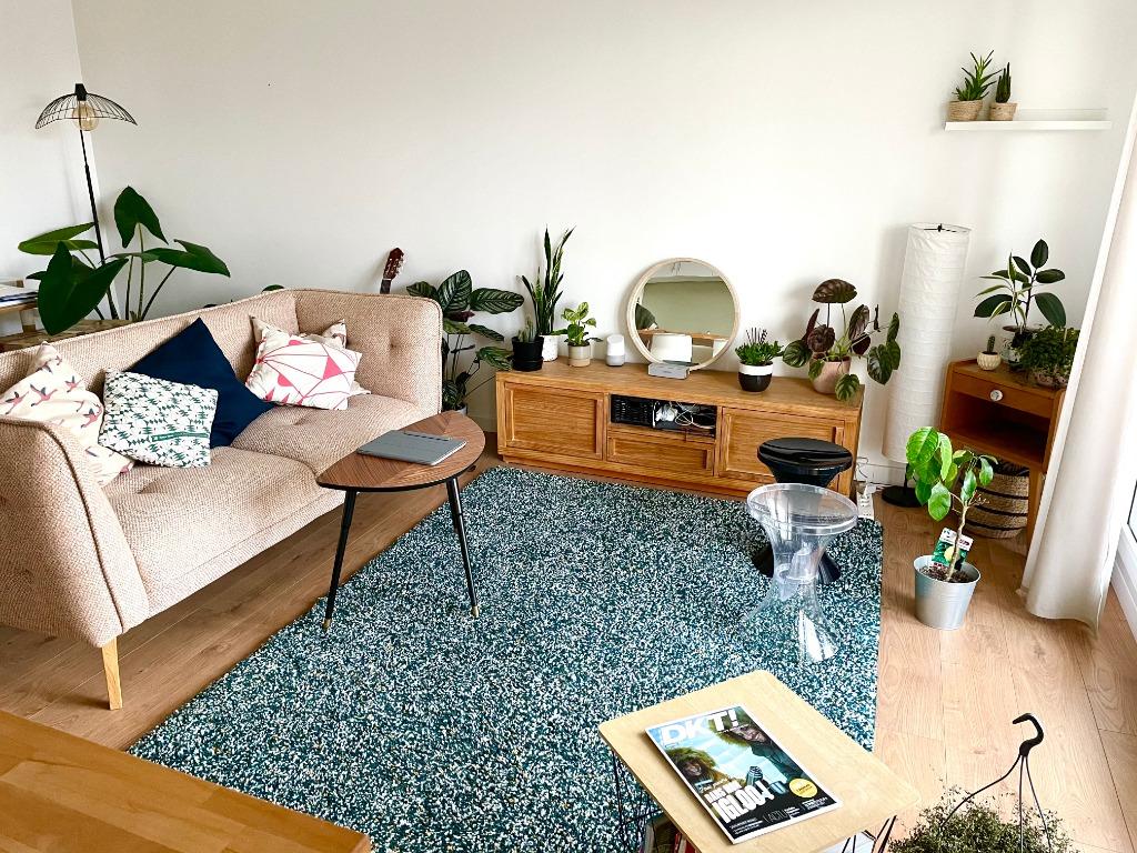 Vente appartement 59000 Lille - T3 - 62m2 Garage Terrasse