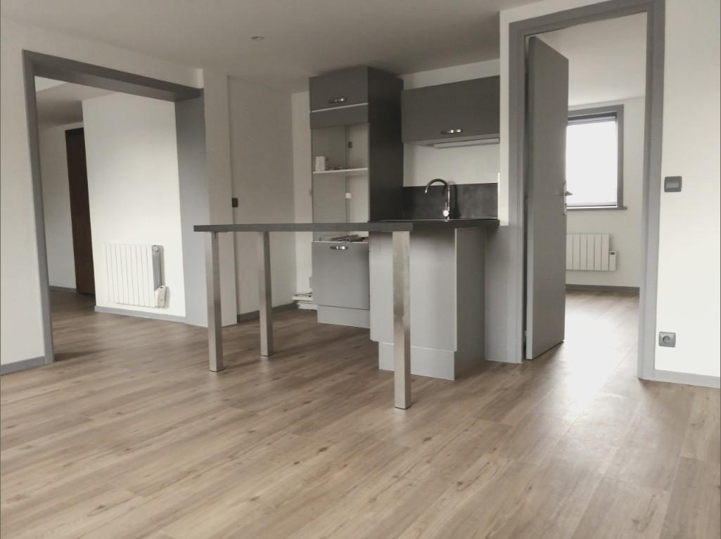 Location appartement 59130 Lambersart - Lambersart - T3 non meublé de 60,48²