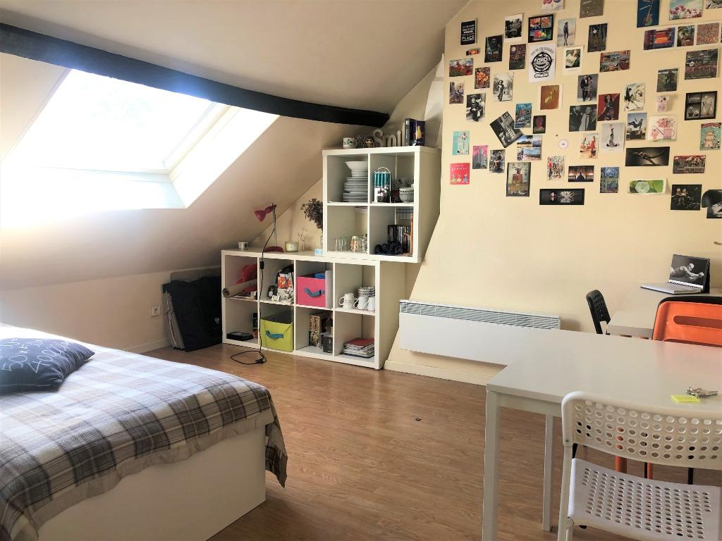Studio dernier étage secteur prisé du Vieux Lille
