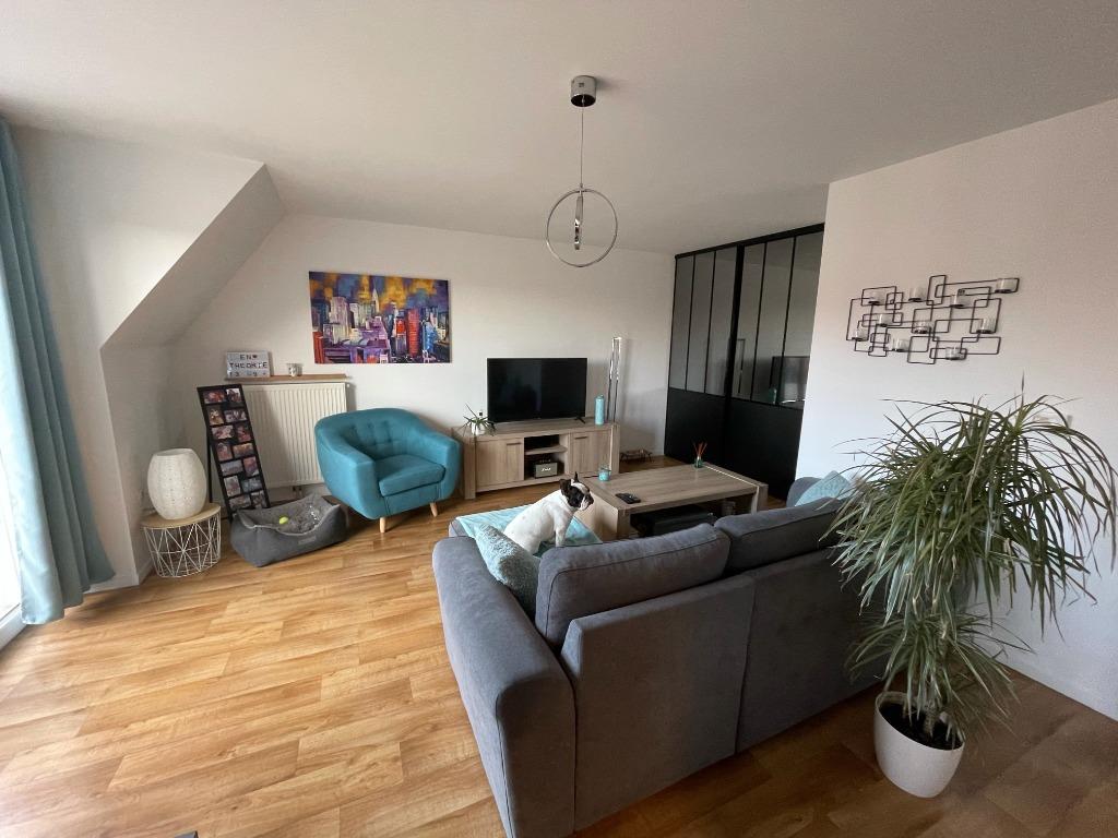 Vente appartement 59139 Wattignies - Wattignies proche Templemars - Type 3 de 72,16 m2