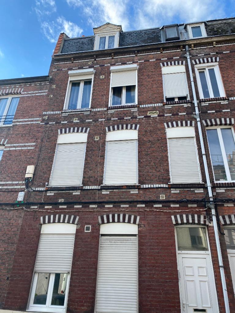 Vente appartement 59000 Lille - Appartement vendu loué à Travaux