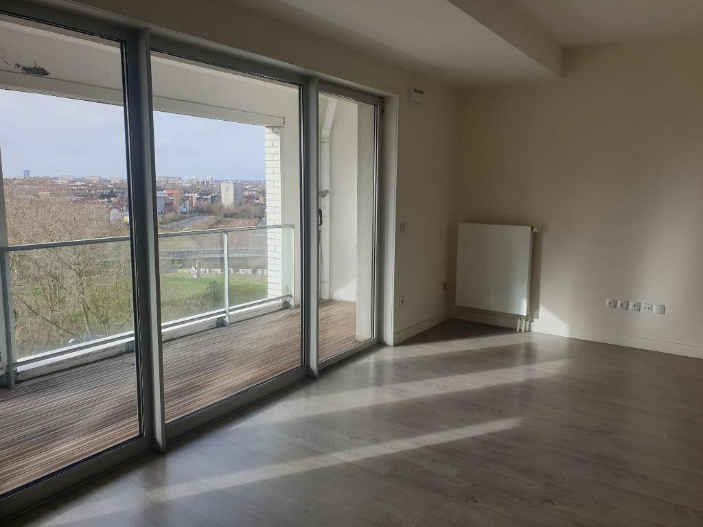 Vente appartement 59000 Lille - Type 3 avec balcon et parking Lille