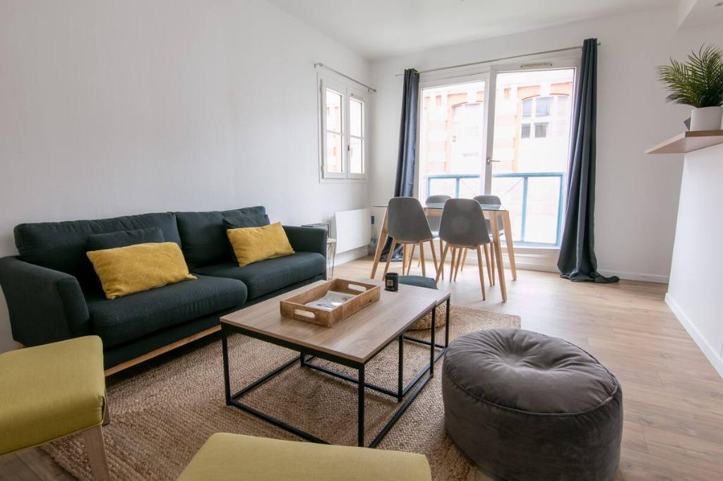 Vente appartement - T2 dans le cœur du Vieux Lille