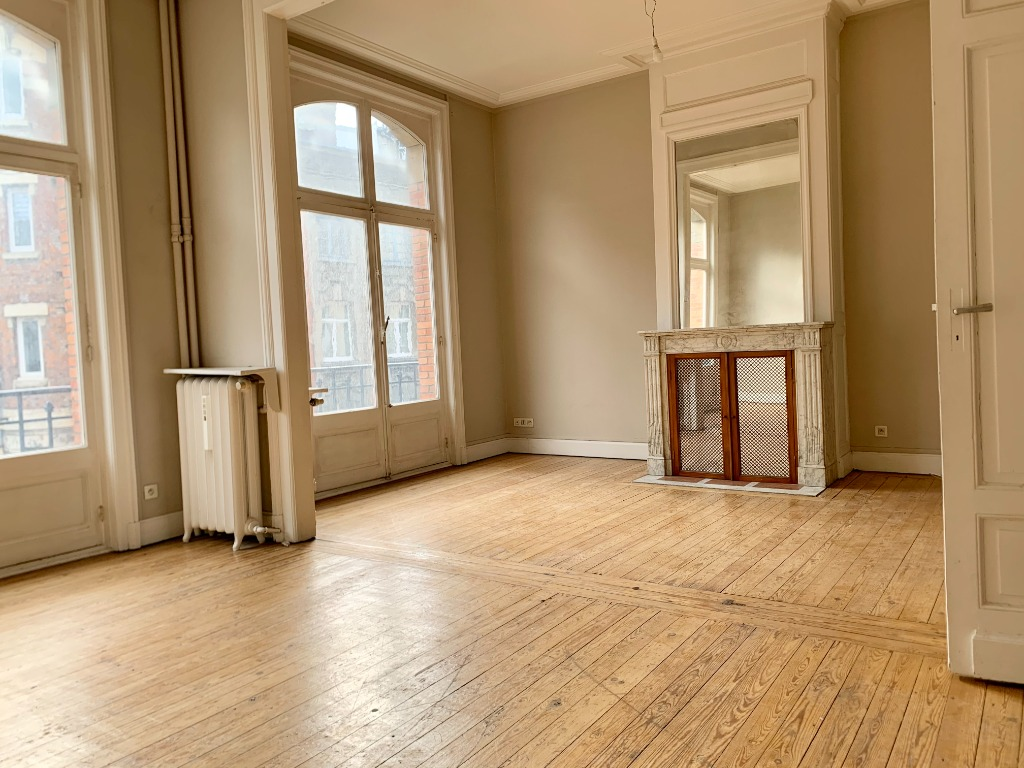 Vente appartement - Appartement de type 3 Lille Opéra Gare