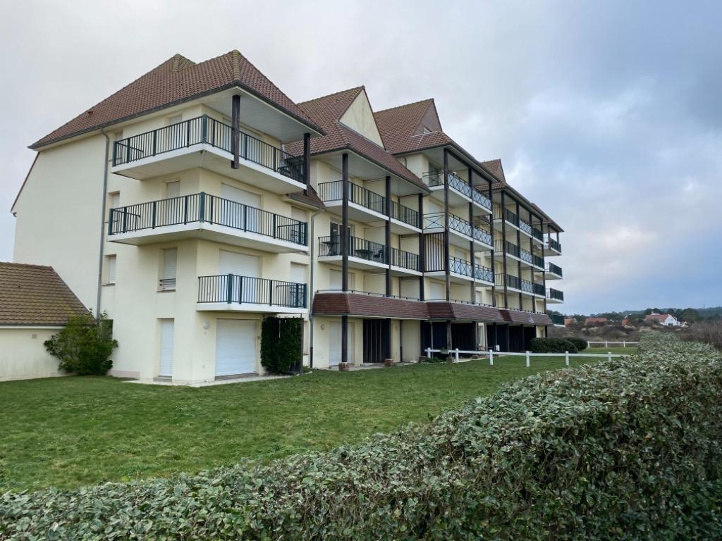 Vente appartement - HARDELOT, Résidence le Grand Large, T3