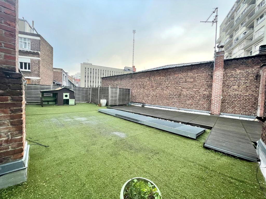 Vente appartement 59000 Lille - Magnifique appartement esprit loft hyper-centre