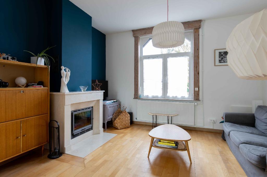 Vente maison 59650 Villeneuve d ascq - COQUETTE 1930 CHERENG