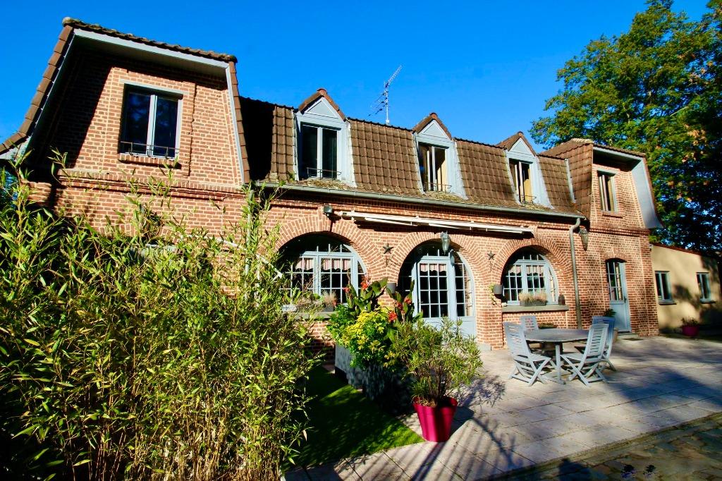 Vente maison 59251 Allennes les marais - Maison 1900 individuelle entièrement rénovée