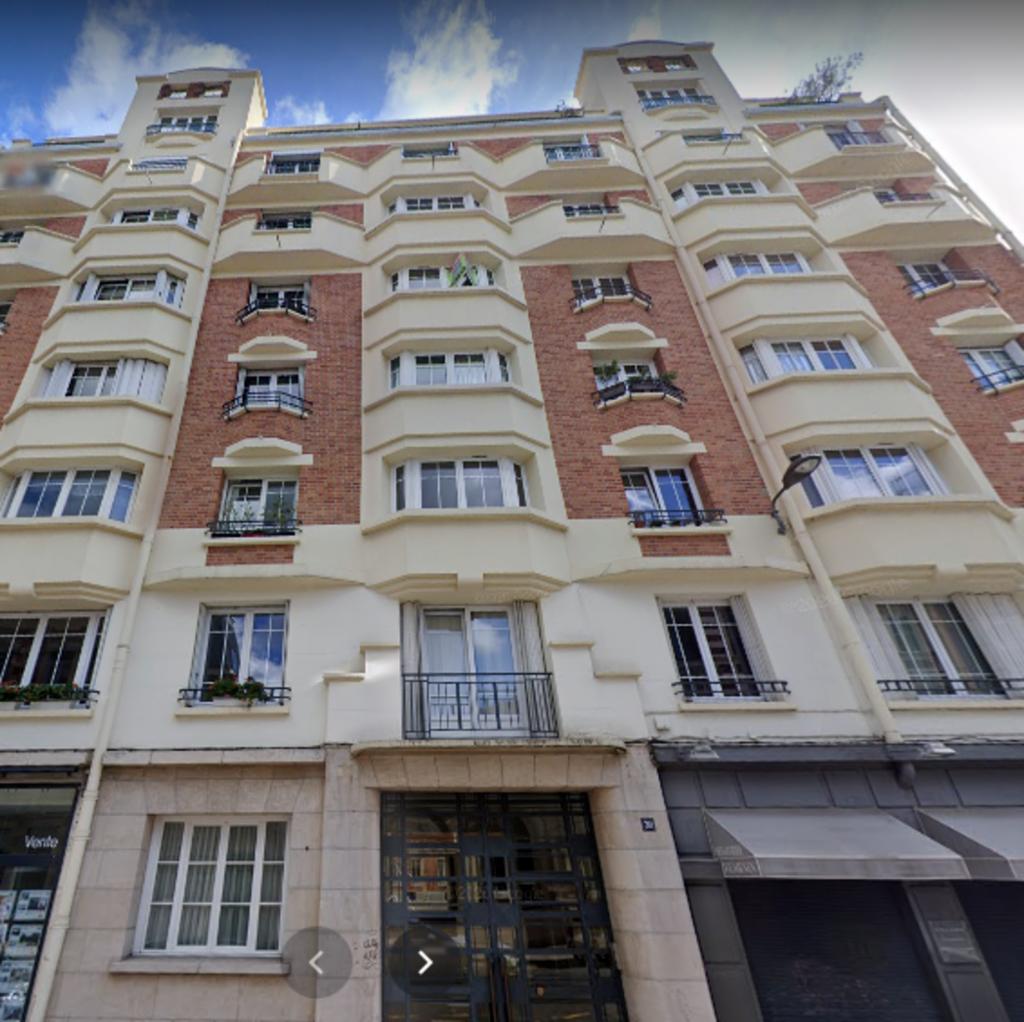 Vente appartement - LILLE - Appartement 2 chambres quartier République
