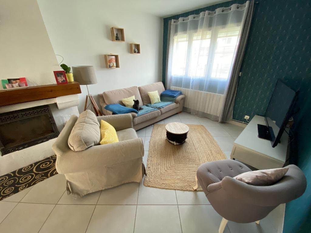 Vente maison - CAPPELLE EN PEVELE- Maison 90m2 avec 3 chambres