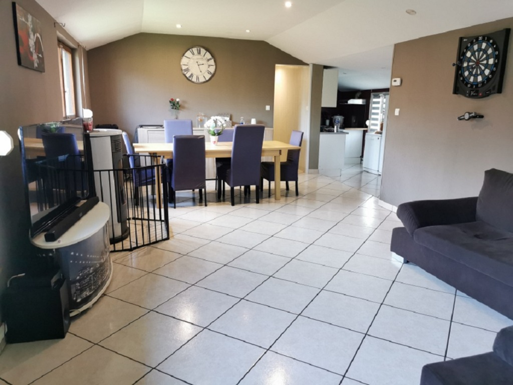 Vente maison 62149 Cuinchy - Plain pied possibilité 4 chambres.