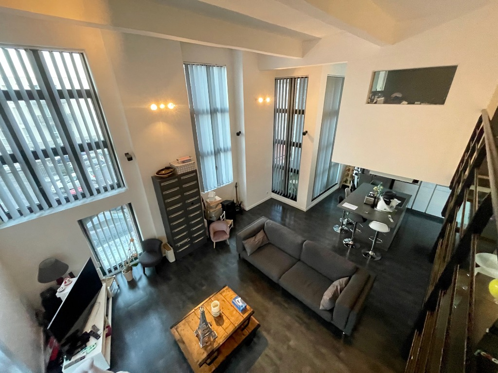 Vente appartement 59200 Tourcoing