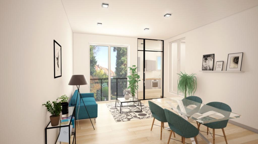 Appartement de standing type 2