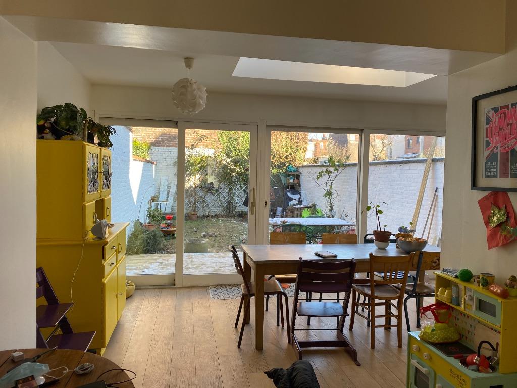 Vente maison 59130 Lambersart - Charme de l'ancien et convivialité