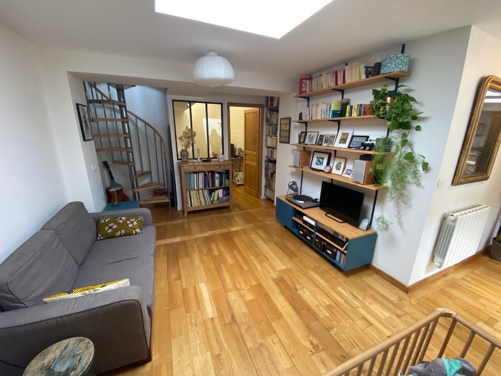Vente appartement 59000 Lille - T3 Coup de cœur Rue Brûle Maison
