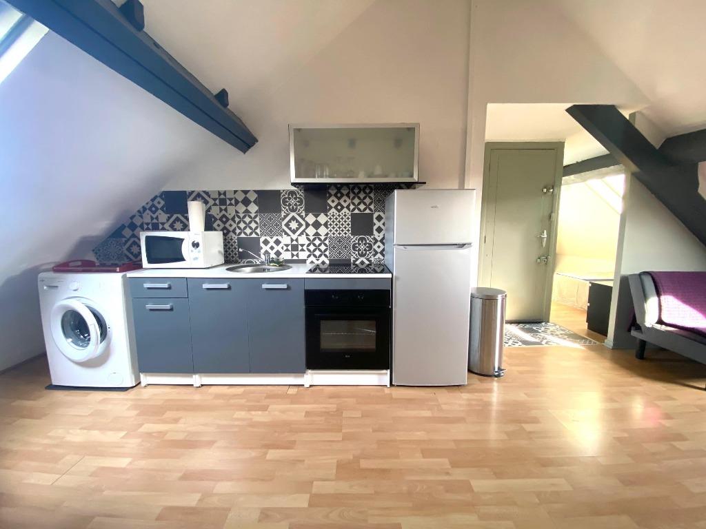Vente appartement 59000 Lille - Studio bis vendu meublé - Barthélémy delespaul