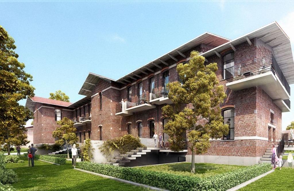 Vente appartement - SAINT ANDRE - Duplex T4 à partir 67,68m2 jardin et parking