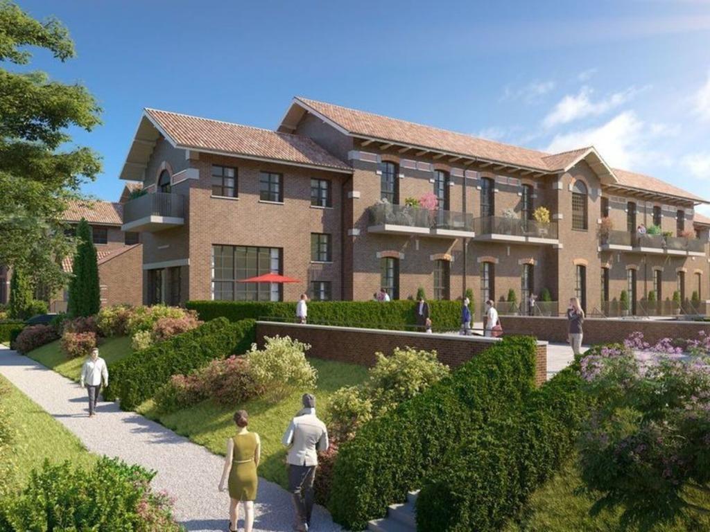 SAINT ANDRE - Duplex T4 à partir 67,68m2 jardin et parking