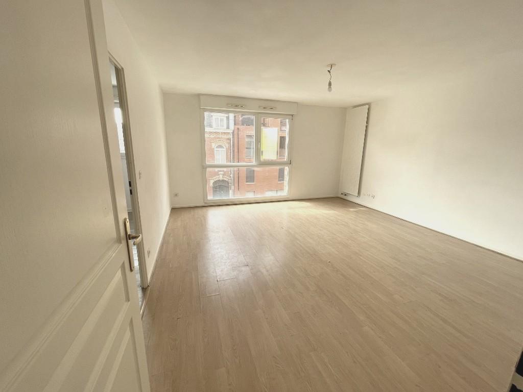 Vente appartement 59000 Lille - Type 2 de 49 m² en résidence récente - Parking sécurisé !