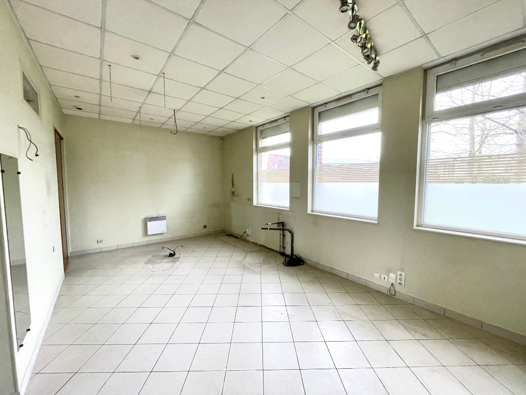 Vente appartement 59710 Pont a marcq - Local commercial ou profession libérale 100m2