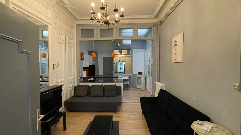 Vente appartement 59000 Lille - Appartement 4 pièces