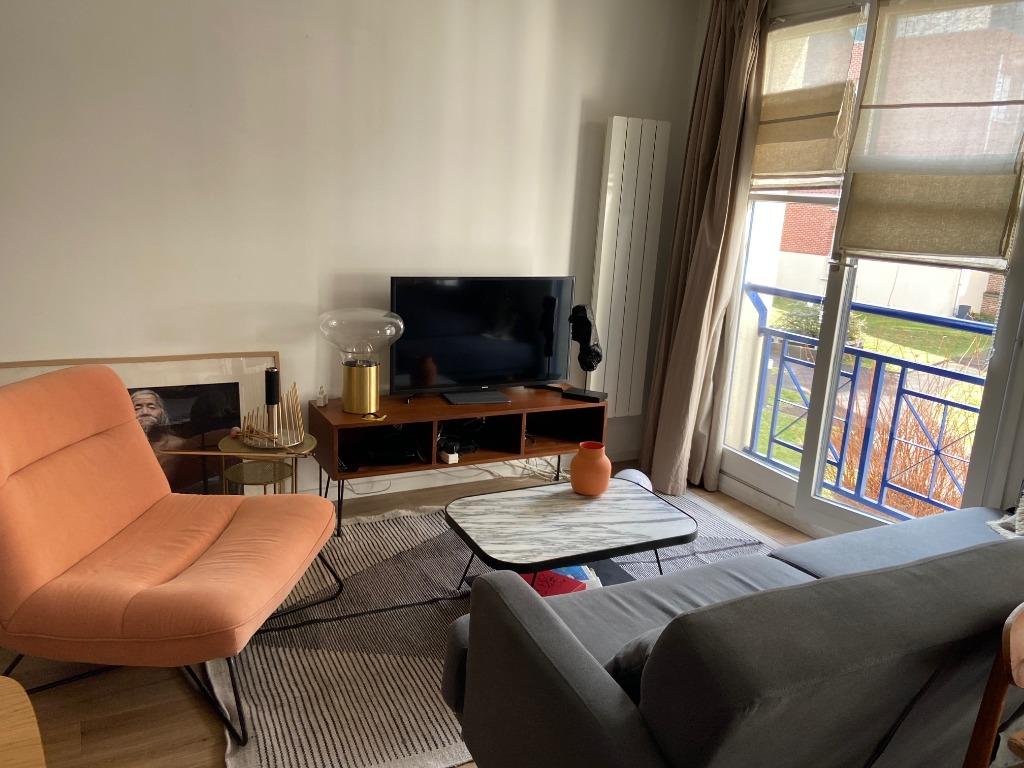 Location appartement - Appartement T2 de 44.46m² - Vieux Lille