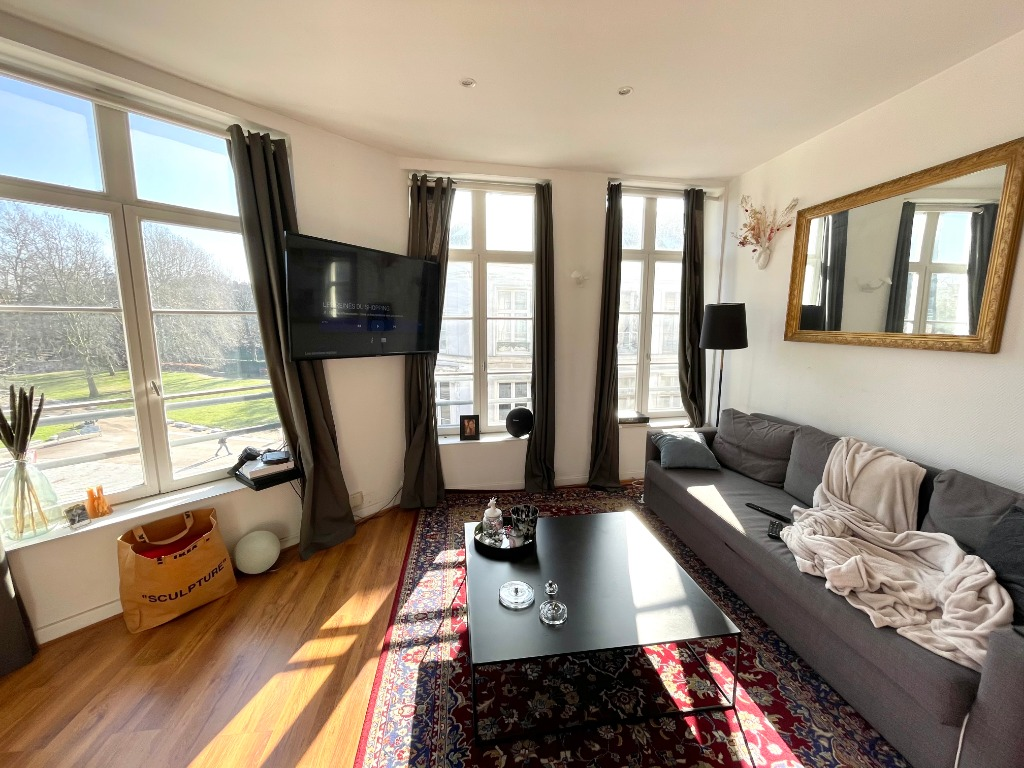 Vente appartement 59000 Lille - EXCLUSIVITE - Rare T2 Treille