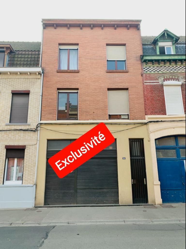 Vente immeuble 59160 Lomme