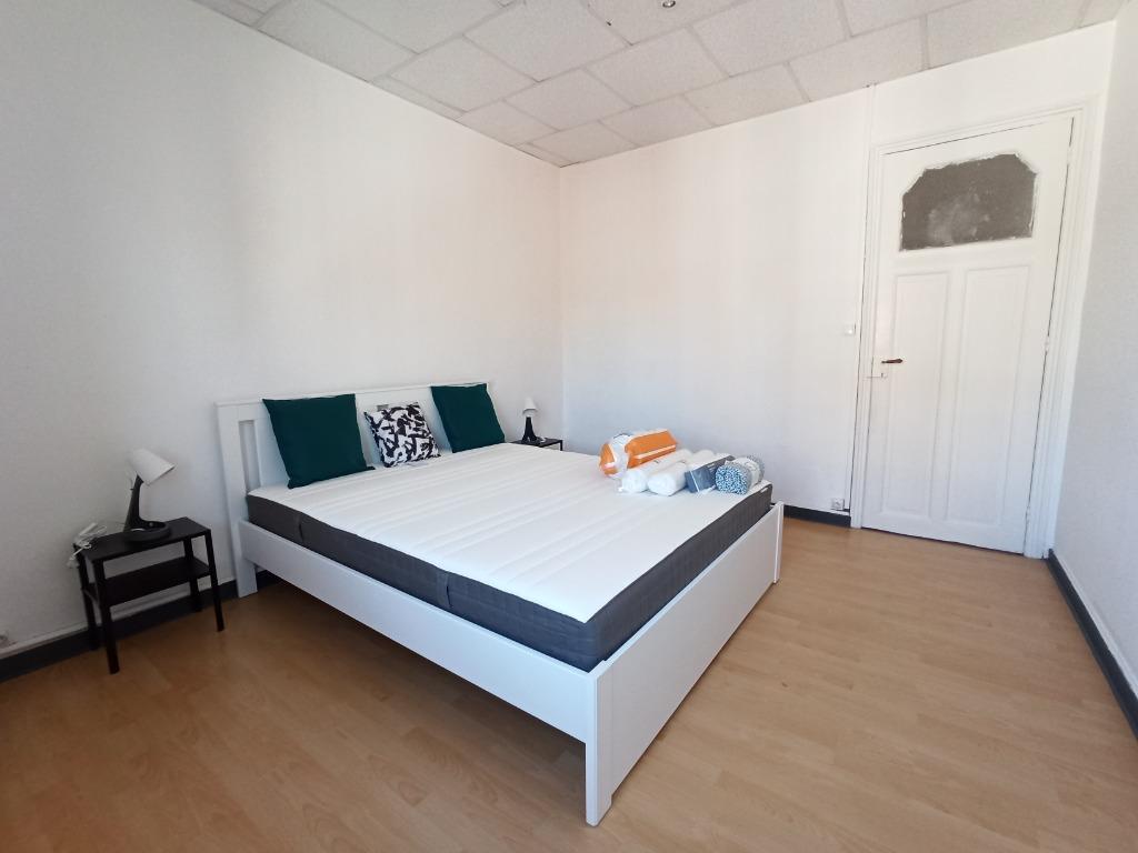 Location appartement 59000 Lille - Lille Métro Bois Blancs - T2 meublé de 46,65m²